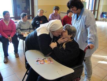 """Il centro socio-riabilitativo-educativo """"Casa Mons. Bonilli"""" a Trevi"""