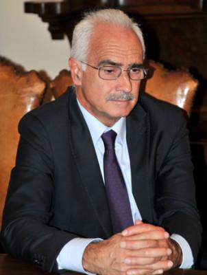 Il prof. Andrea Velardi