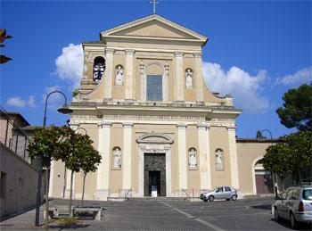 La Basilica di San Valentino