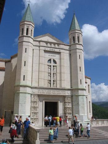 Il Santuario di Santa Rita da Cascia