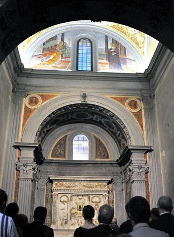 La cappella Vibi