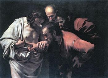 Il san Tommaso di Caravaggio