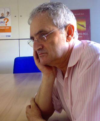 Angelo Consalvi, storico esponente dell'Unione sportiva Acli (UsAcli)