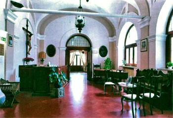 Il monastero Ss. Annunziata