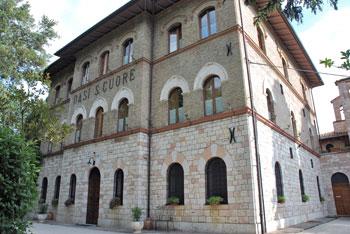 L'Oasi del Sacro Cuore ad Assisi