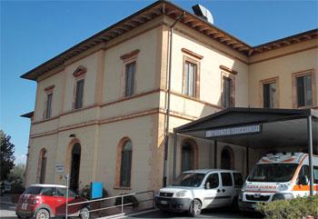 L'Ospedale di Castiglione del lago