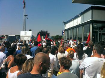 Perugina-manifestazione