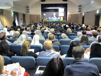 Assemblea diocesana (foto di archivio)