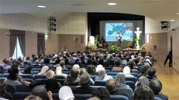 Un momento dell'Assemblea diocesana