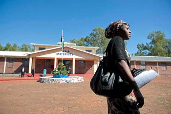 L'ospedale di Pirimiti in Malawi nato dalla collaborazione delle diocesi di Perugia e di Zomba
