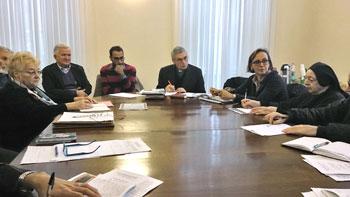 Il tavolo della commissione