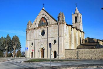 "Il santuario che custodisce il ""Sacro Tugurio"" di San Francesco"