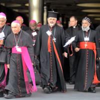 Vescovi da tutto il mondo al Sinodo sulla famiglia