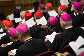 Vaticano-5-ottobre--prima-Congregazione-generale-del-Sinodo-dei-vescovi