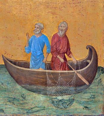 Vocazione-Pietro