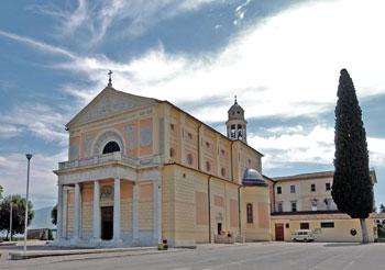 Il santuario della Madonna della Stella a Montefalco