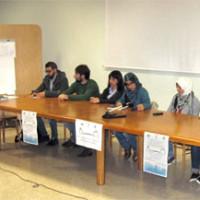 I partecipanti all'incontro