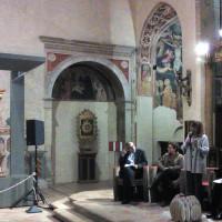 La presentazione del catalogo a Montefalco