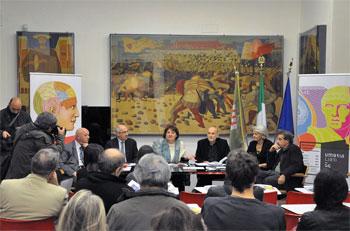 """La conferenza stampa di presentazione di """"Umbrialibri"""""""