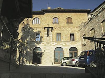 La sede della Pro Civitate Christiana
