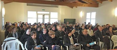 Casteltodino, incontro della Vicaria di San Felice in preparazione al Giubileo