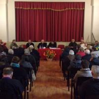 Foto conclusione visita pastorale Bassetti 2015 unità 3pastorali 30 - 31 - 32 Perugia