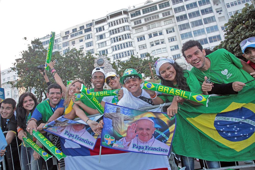 Rio-de-Janeiro,-28-luglio--Santa-Messa-per-la-XXVIII-Giornata-mondiale-della-gioventù