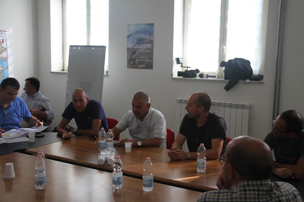 Incontro di Caritas Umbria con mons Soddu, direttore caritas italia
