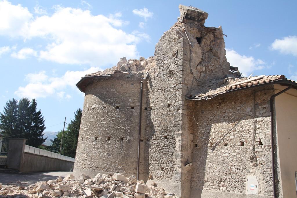 La chiesa di San Pellegrino - Norcia