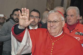 Bassetti ringrazia l'ospedale di Perugia
