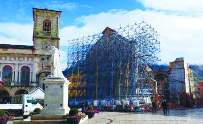 Norcia Benedetto cattedrale