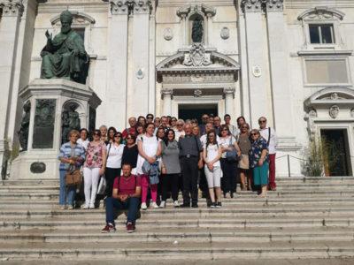 pellegrinaggio catechisti