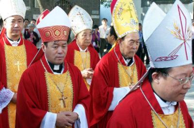 vescovi Cina