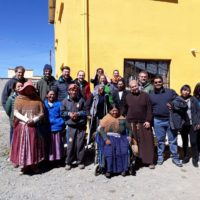 vescovo Bedini Gubbio Perù Bolivia