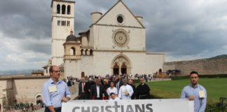 preghiera ecumenica creato