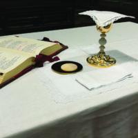 altare celebrazione