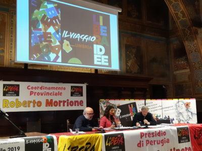 """LIBERA. Don Ciotti: """"Per combattere la mafia bisogna investire in cultura"""""""