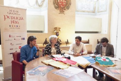Perugia 1416. Il programma completo e tutte le novità