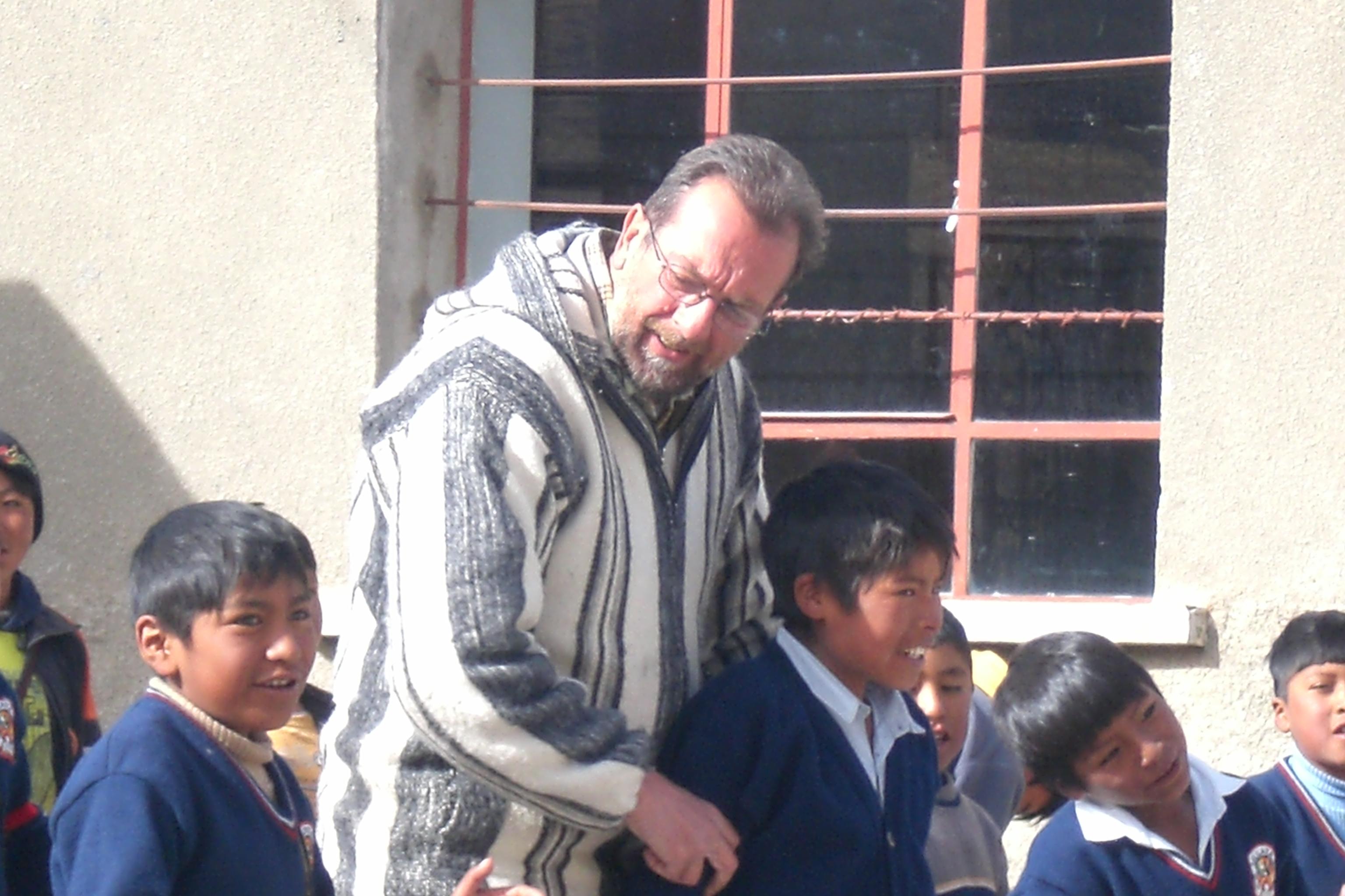 servizio di incontri missionari