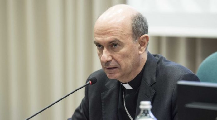 Mons. Stefano Russo, Segretario Generale della CEI