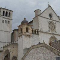 Papa ad Assisi 2020