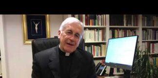 Mons. Renato Boccardo in ricordo del terremoto