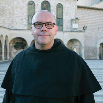 Padre Marco Moroni è il nuovo custode del Sacro Convento di Assisi