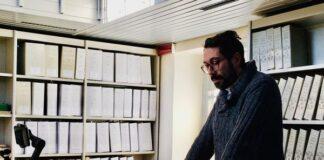 Fabio Massimo Mattoni direttore dell'archivio storico diocesano di Foligno direttore de