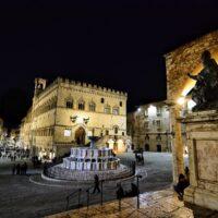 Piazza IV Novembre in una foto di Gianluca Mencacci