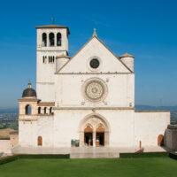 La basilica Superiore di San Francesco