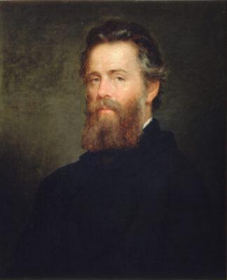 Herman Melville, Giornata della poesia, gli autori cristiani