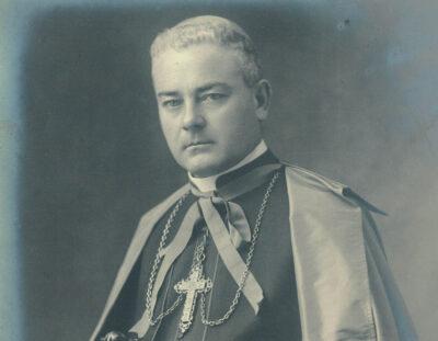 Monsignor Vincenzo Lojali, ultimo vescovo di Amelia