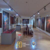 una sala del Museo diocesano di Terni