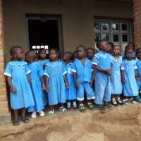 I bambini congolesi accolti nelle scuole della Sacra Famiglia di Spoleto